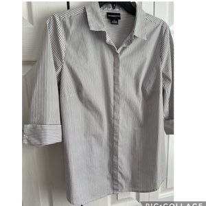 Liz Claiborne Career button down shirt